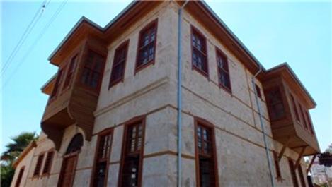 Mersin'de sivil mimarlık örneği evler turizme kazandırılıyor