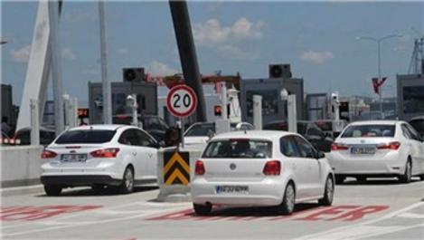 Köprü ve otoyollarda ücretsiz geçiş 30 Ağustos'ta başlıyor