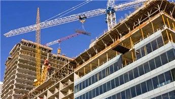 İnşaat sektörü güven endeksi yüzde 3,3 arttı
