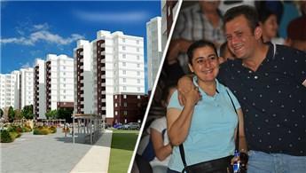 TOKİ Adana kurasında 88 konut için 413 başvuru yapıldı.