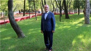 Muradiye Parkı açılış için gün sayıyor