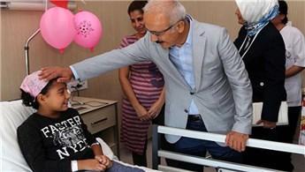 'Mersin Şehir Hastanesi'nde 1 milyon 250 bin hasta tedavi gördü'