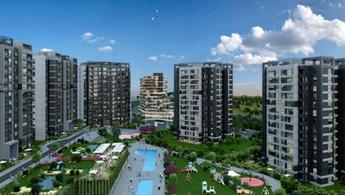 3. İstanbul Başakşehir'in rezidans etapları tanıtılıyor