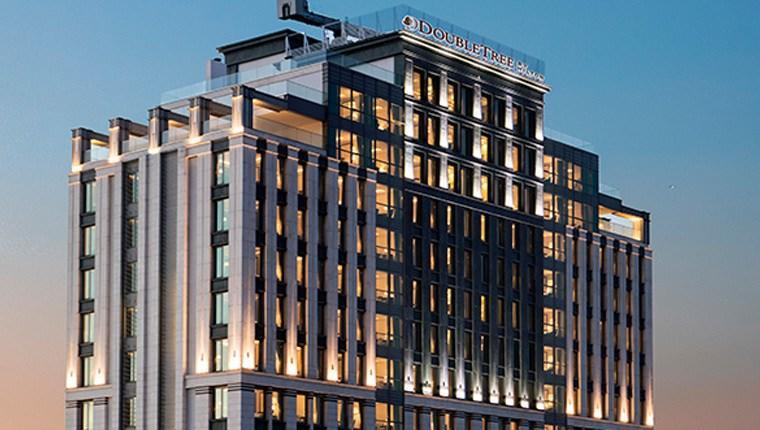 DoubleTree by Hilton'un yeni oteli Topkapı'da açıldı