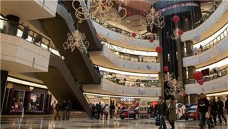 AVM'lerde satışların yüzde 30'undan fazlası yabancılara yapılıyor