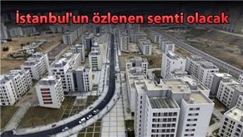 TOKİ Kayaşehir konutlarına ilk gün 2 bin 155 başvuru!