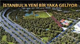 Emlak Konut'tan Başakşehir'e Kuzey Yakası projesi!
