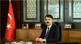 """Murat Kurum """"Her gelir grubuna ev üreteceğiz"""""""