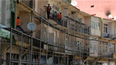 Bitlis'in sokak ve caddeleri yenileniyor