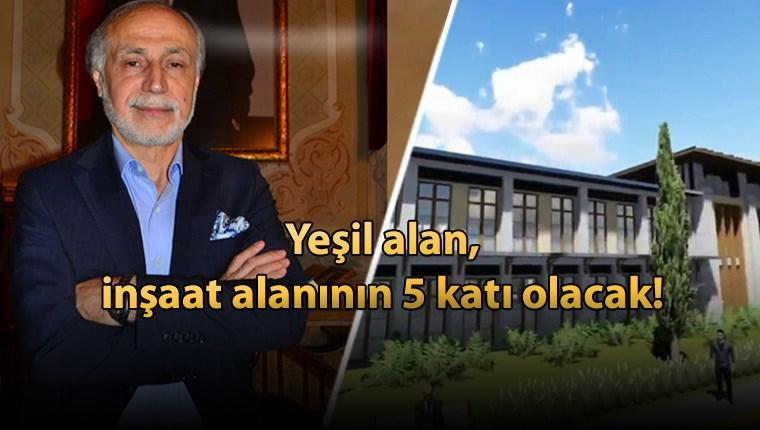 Arnavutköy'e yapılacak Darülaceze 1.500 kişilik olacak
