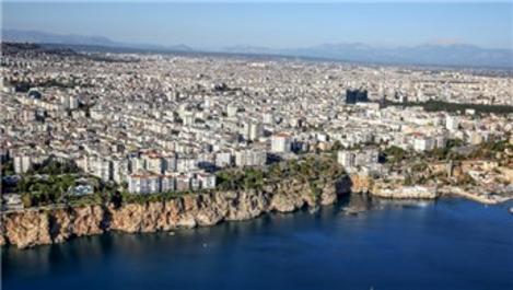 Antalya Döşemealtı Belediyesi'nde satılık 9 arsa!
