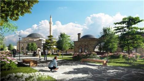 Bursa'da 5 asırlık Sinan Paşa Külliyesi ayağa kaldırılıyor
