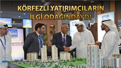Artaş İnşaat, Dubai Cityscape'ye 11 projesiyle katıldı