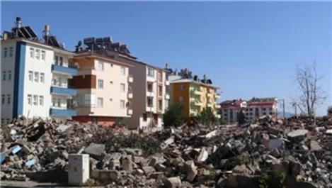 Bingöl'de kentsel dönüşüm ile depremin izleri silinecek