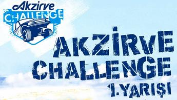 Akzirve Strada Bahçeşehir'de off road heyecanı!