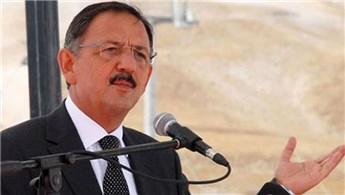 Bakan Mehmet Özhaseki müjdeyi verdi! Tapuda yeni dönem başlıyor