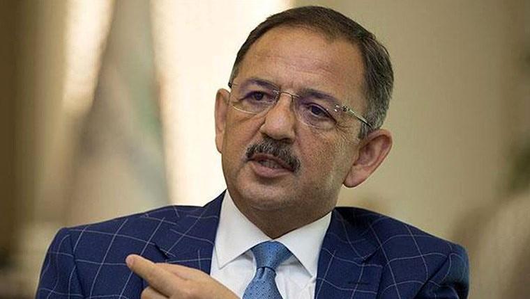 Bakan Özhaseki: Türkiye'de 7,5 milyon riskli yapı var!