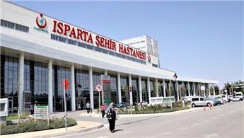 Isparta Şehir Hastanesi'ne bölgeden büyük ilgi