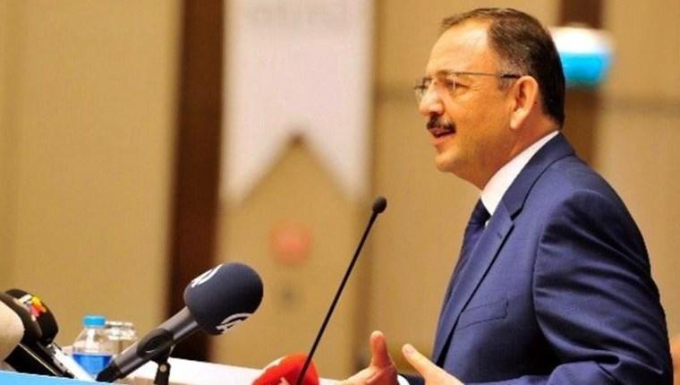 Mehmet Özhaseki: Kentsel dönüşüm kavramı kalkıyor!
