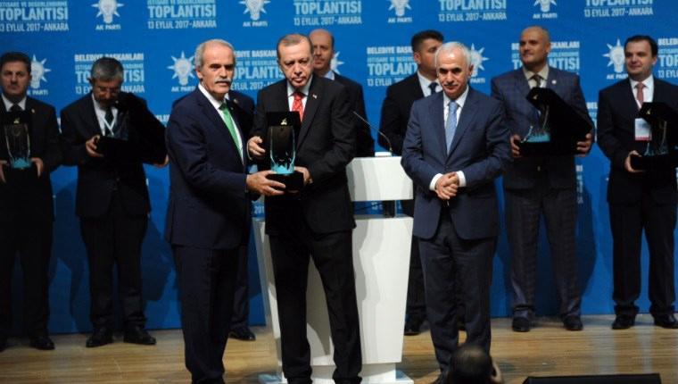 Yerel Yönetimler Proje Yarışması'nda Bursa'ya ödül!