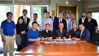 Ağaoğlu, Hong Konglu ve Çinli yatırımcılar ile iş birliği yapıyor
