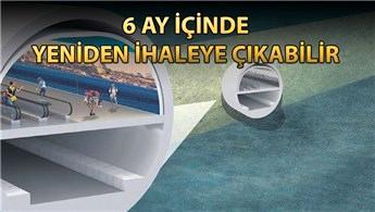 Kadir Topbaş'ın 'Yaya Tüneli Projesi' ertelendi