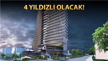 Tecim Yapı, Kadıköy'de 261 odalı otel yapacak