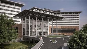 Adana Şehir Hastanesi hasta kabulüne başlıyor!