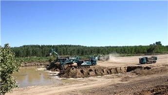 Kanal Edirne projesinde sona geliniyor!