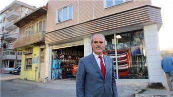 Bursa'da cephe sağlıklaştırma çalışmaları sürüyor