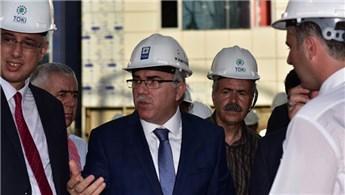 Seyrantepe ve Sultanbeyli hastane inşaatları sona yaklaştı