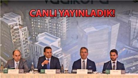 Invest İnşaat, Vadikoru'yu satışa sundu