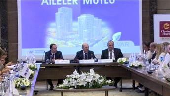 Bulvar Atakent projesi görücüye çıktı