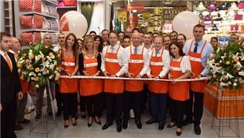 Koçtaş'ın Emaar Square AVM'deki mağazası açıldı!