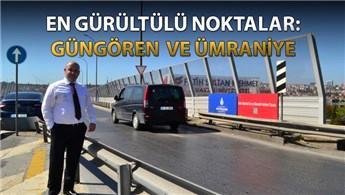 İşte gürültüsüz İstanbul için çözüm önerileri!