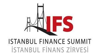 İstanbul Finans Zirvesi 27-28 Eylül'de yapılacak!