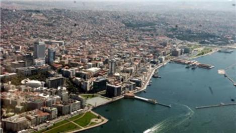 İzmir Büyükşehir Belediyesi'nden 107 milyon TL'lik ihale!
