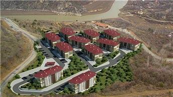 TOKİ'den Erzincan'a 146 konut!