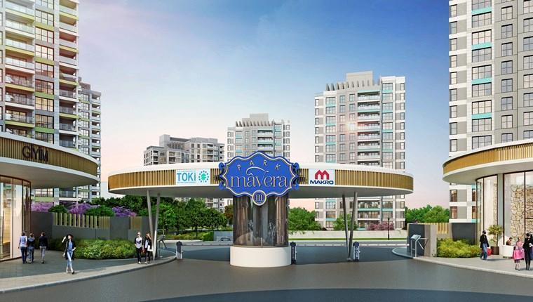 TOKİ'den Park Mavera 3'le ilgili açıklama!