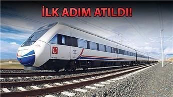 Malatya-Elazığ-Diyarbakır'a hızlı tren müjdesi!