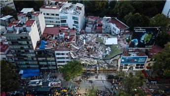 Meksika'daki depremde ölü sayısı 286'ya yükseldi