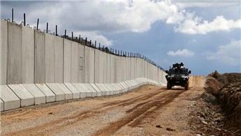 Suriye sınırındaki duvar bitiyor!
