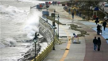 Marmara'da olası bir tsunamiyi erken uyarı sistemi uyaracak!