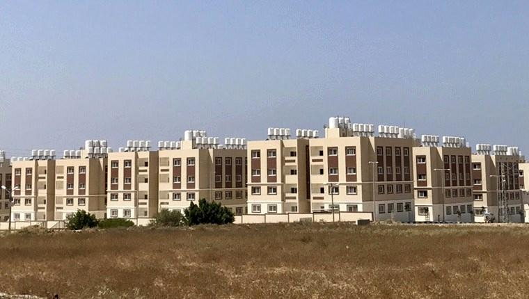 TİKA, Gazze'de 20 bloktan oluşan konut projesi inşa etti