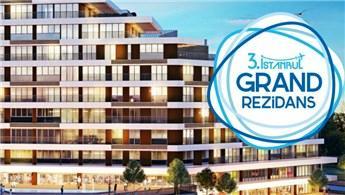 3. İstanbul Grand Rezidans'ta daire fiyatları ne kadar?