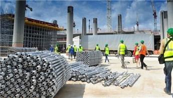 Eylülde inşaat sektörü güven endeksi geriledi