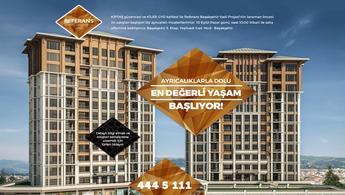 Referans Başakşehir Vadi'nin %65'i sessiz sedasız satıldı!