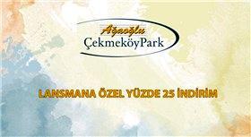 Ağaoğlu Çekmeköy Park'ta fiyatlar belli oldu!