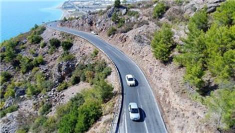 Akdeniz Sahil Yolu, Mersin ile Antalya'yı bağlayacak