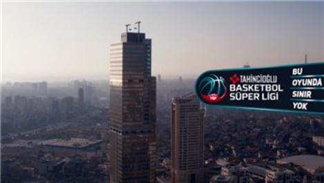Tahincioğlu, Basketbol Süper Ligi oyuncuları ile bir araya geldi